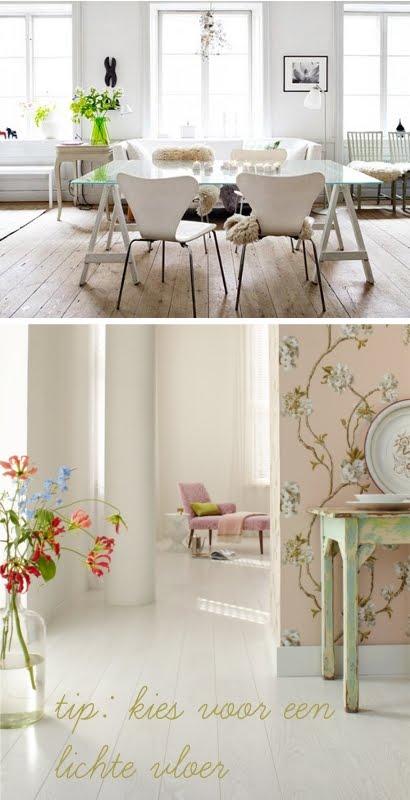 Woon je klein? Vergroot je ruimte! deel 2  villa dEsta  interieur ...