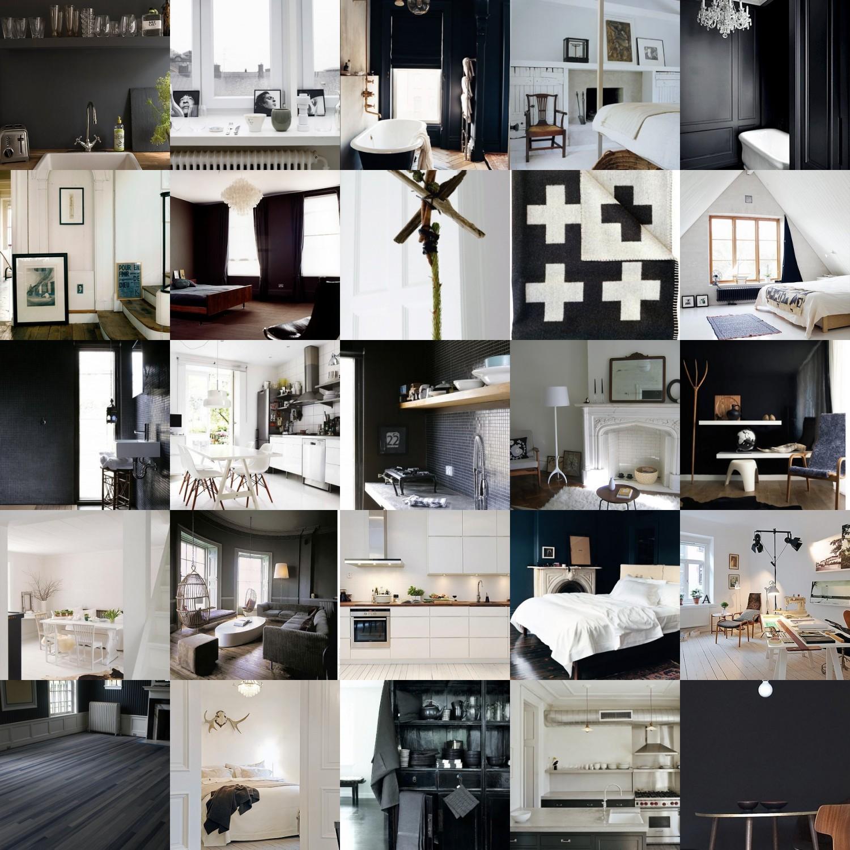 Zwart Wit Interieur Slaapkamer – artsmedia.info