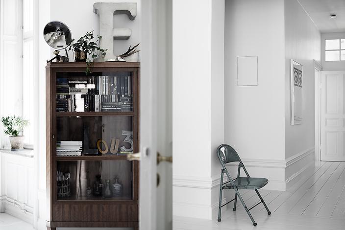 Slaapkamer Paarstinten : Letters in een interieur zijn echt hele mooie ...