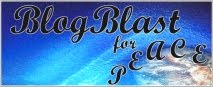 BlogBlast For Peace!