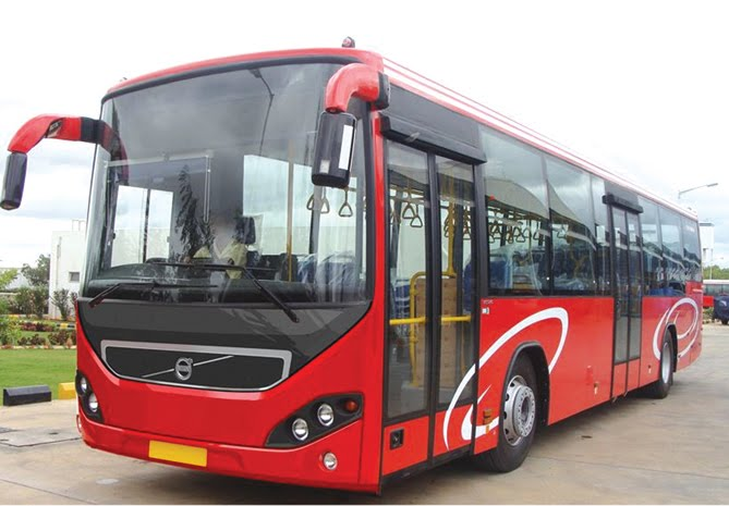Volvo Buses Target 1 Billion Turnover In India By 2015