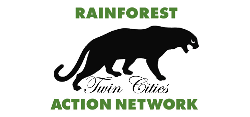 Rainforest Action Network - Twin Cities Chapter