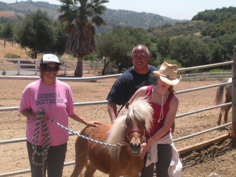 Volunteer Pony Tamers