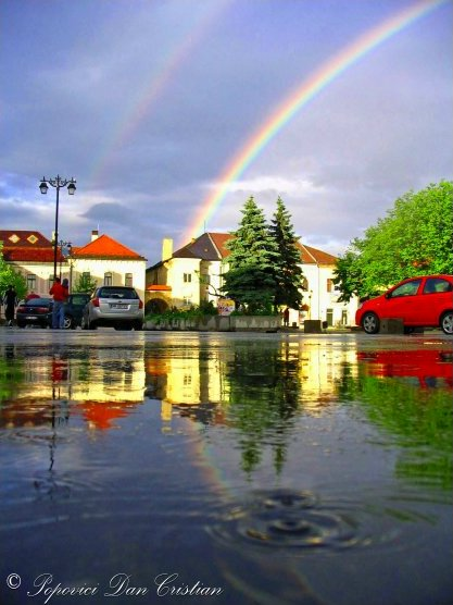 The Last Raindrop in Baia Mare