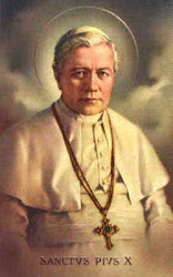 St. Pius X, our Patron