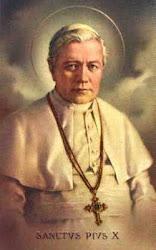 St. Pius X, our Patron