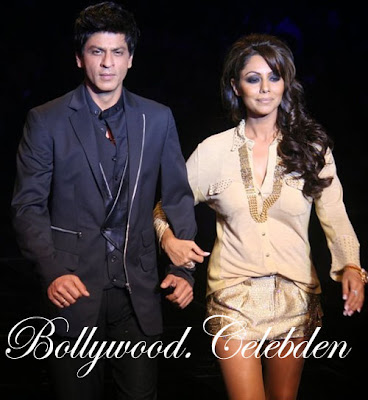 SRK-Gauri Walks Ramp1
