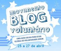 movimento blog voluntário