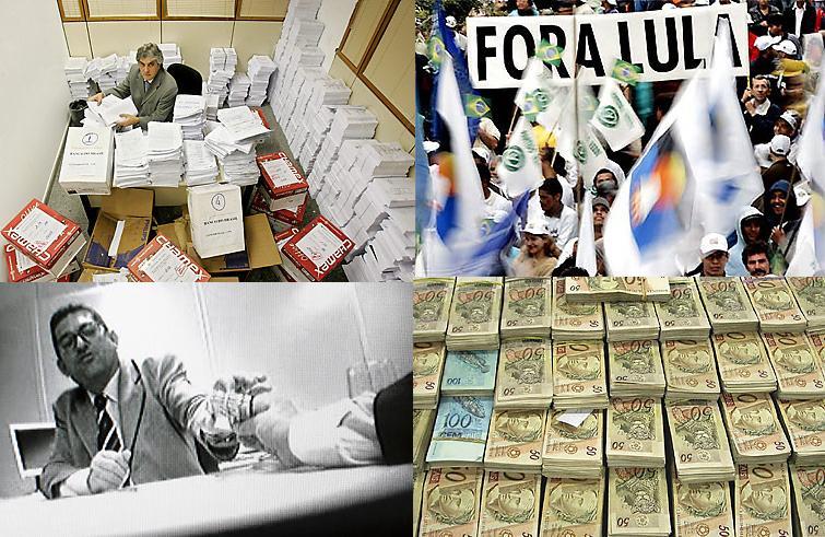 Corrupção governo Lula