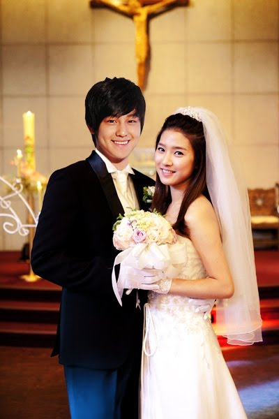 Kim Sang Bum & Kim So Eun