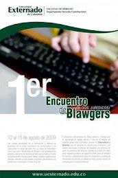 Primer Encuentro Internacional de Blawgers