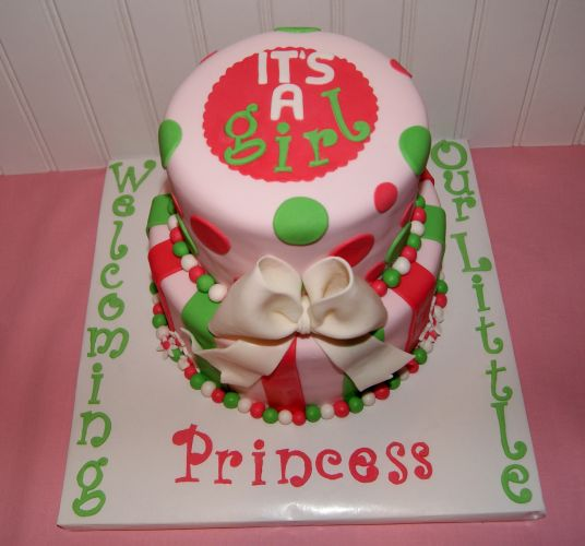 cakes by dusty little princess baby shower cake