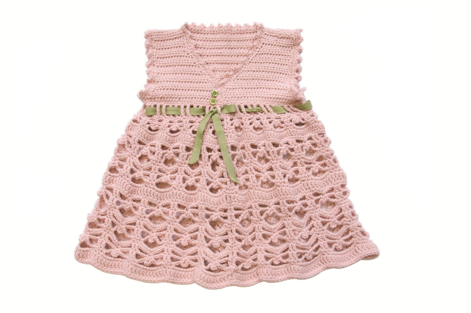 CROCHET DRESS FREE GIRL PATTERN – Crochet Patterns