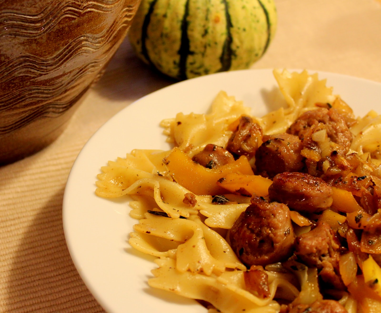All things maple pasta with winter squash sweet italian for Things to do with spaghetti squash
