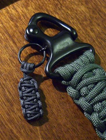 Paracord lanyard project for Paracord projects