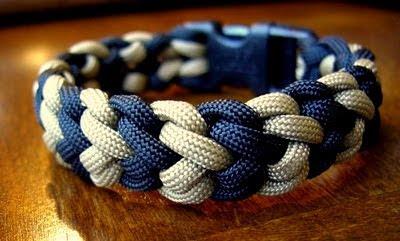 snake knot paracord bracelet instructions