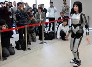 Ciptakan Robot Pembantu Diet