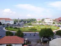 Perjalanan dari Kota Semarang