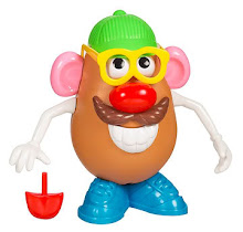 Retro Mr.Potato Head