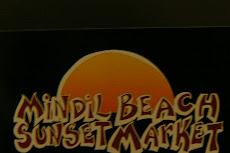 Mindil Beach Markets.