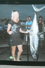 World Record Spanish Mackerel 35.5 kg