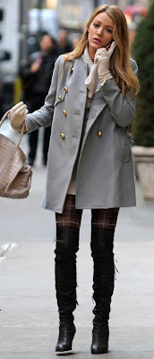 Blake Lively Coat on Where Blake Lively Wearing Phillip Lim Coat Jpg