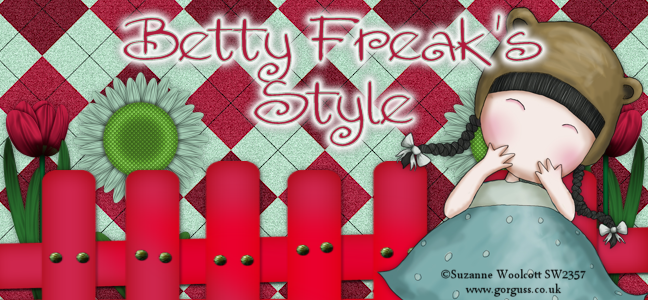 Betty Freak's Style