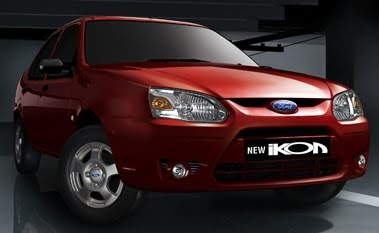 New Ford Ikon Plus India
