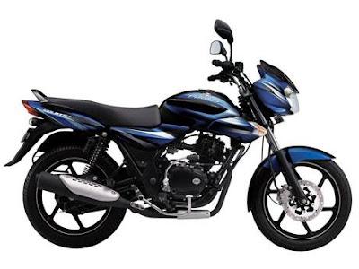 Bajaj Discover 100cc Bike