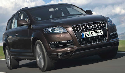 New Audi Q7