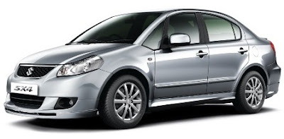 New Maruti SX4 Automatic Car