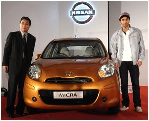 Ranbir Kapoor Brand Ambassador Nissan Motors