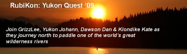 RubiKon: Yukon Quest '09