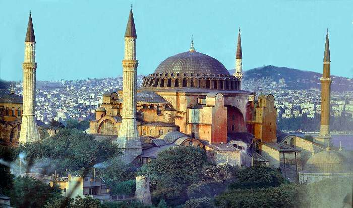 Ayasofya Mosque Pictures in Istanbul, Turkey