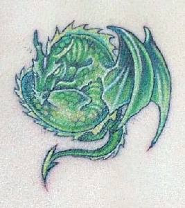 Japanese Tattoos Especially Japanese Dragon Tattoo Designs Picture 7