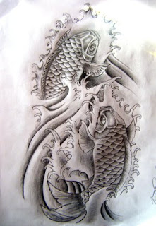 Japanese Tattoos Especially Koi Fish Tattoo With Image Japanese Koi Fish Tattoo Designs Gallery Picture 3