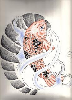 Cool tattoos galleries amazing japanese tattoos for Amazing koi fish