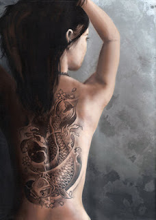 Sexy Japanese Tattoos Especially Koi Fish Tattoo Designs With Image Japanese Koi Fish Tattoo On The Back Body Tattoo For Women Tattoos Gallery Picture 1