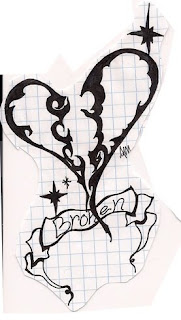 tattoos art blog heart tattoos with image heart tattoo designs especially broken heart tattoos. Black Bedroom Furniture Sets. Home Design Ideas