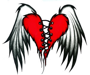 Heart Tattoos With Image Heart Tattoo Designs Especially Broken Heart Tattoos Picture 10