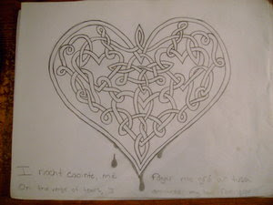 Heart Tattoos With Image Heart Tattoo Designs Especially Celtic Heart Tattoo Picture 4