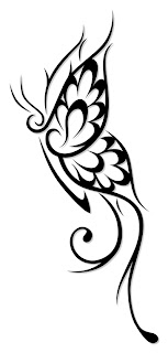 Nice Butterfly Tattoo With Image Butterfly Tattoo Designs Picture 5