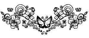 Nice Butterfly Tattoo With Image Butterfly Tattoo Designs Picture 3