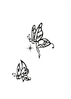 Amazing Butterfly Tattoos With Image Butterfly Tattoo Designs Picture 8