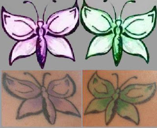 Amazing Butterfly Tattoos With Image Butterfly Tattoo Designs Picture 2