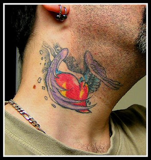 Heart Tattoos With Image Male Tattoo With Heart Tattoo Designs On The Body Picture 2