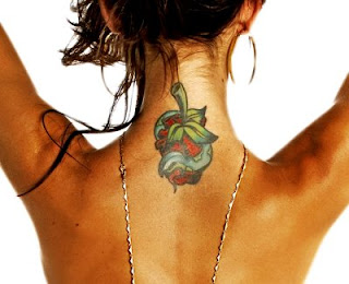 Heart Tattoos With Image Female Tattoo With Heart Tattoo Designs On The Body Picture 1
