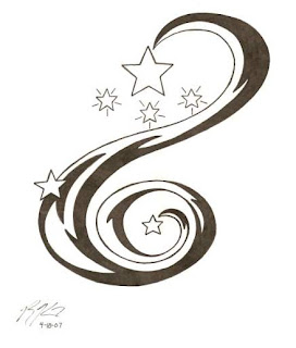 Nice Star Tattoos With Image Tattoo Designs Especially Tribal Star Tattoo Picture 7