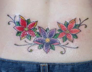 Amazing Flower Tattoos With Image Flower Tattoo Designs For Lower Back Flower Tattoo Picture 4