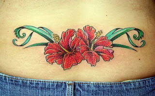 Amazing Flower Tattoos With Image Flower Tattoo Designs For Lower Back Flower Tattoos Picture 7